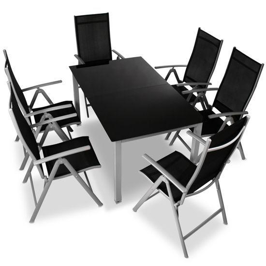 Stoli in mize za vrt